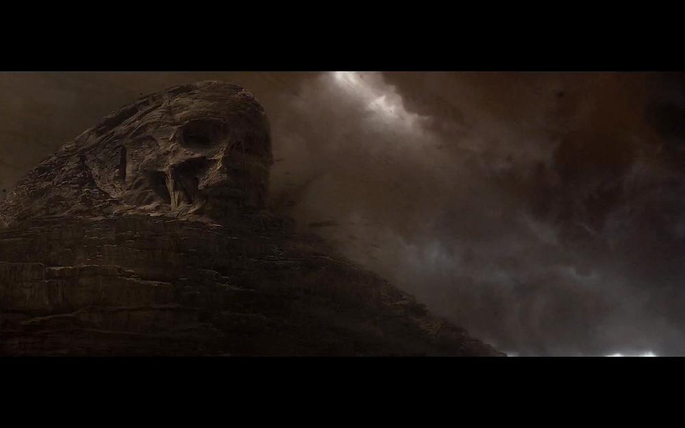 Some of the H. R. Giger's artwork and Prometheus [Images ... H.r. Giger Prometheus