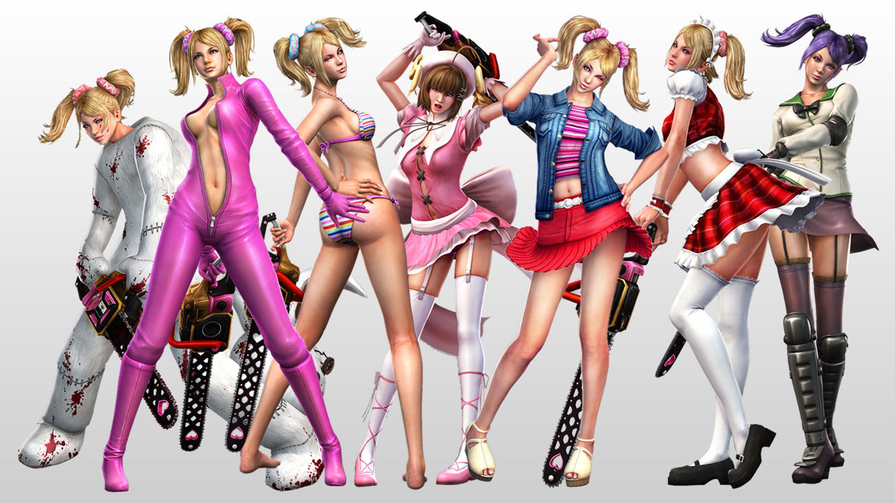 Lollipop chainsaw skullsproject gallerypic6906063163 voltagebd Image collections