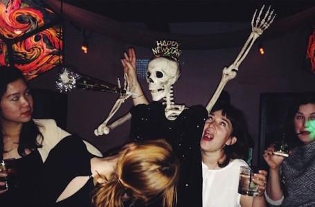 Skellie-party