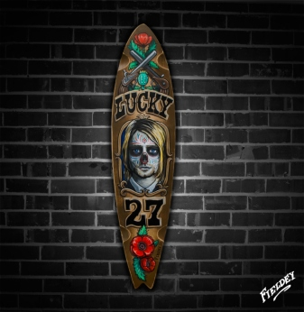 lucky27_cobain